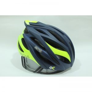 OCTO HC-19 平價款輕量安全帽(消光藍/黃)