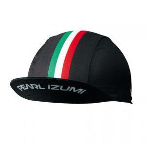 PEARL IZUMI 471-3單車專用吸汗軟小帽(義大利黑)