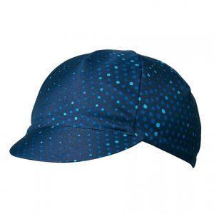 PEARL IZUMI 471-6 單車專用吸汗軟小帽(藍星空)