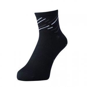PEARL IZUMI 47-14 吸濕快排自行車專用車襪(黑)