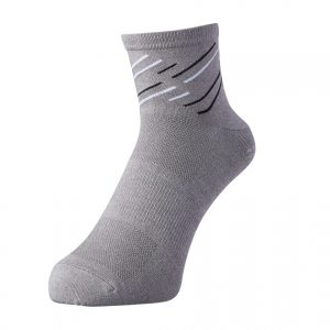 PEARL IZUMI 47-17 吸濕快排自行車專用車襪(灰)
