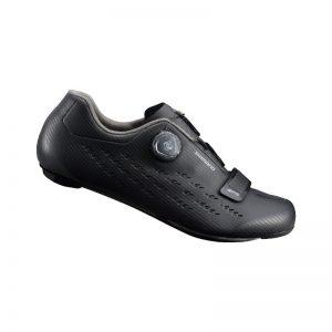 SHIMANO RP501 男性進階款公路車鞋(黑)
