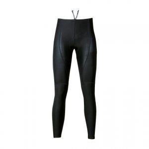 PEARL IZUMI WL228-3DNP-5 女性涼感抗UV長車褲(黑)(加長版)