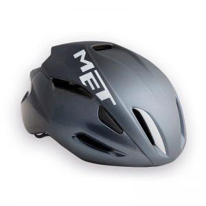 MET 2017 MANTA頂級空氣動力帽(鐵灰)