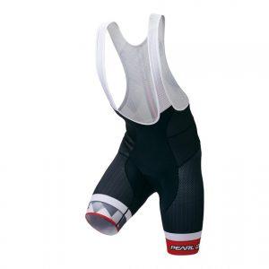 PEARL IZUMI T250-3DNP-10 頂級男性吊帶短車褲(黑/灰/紅)