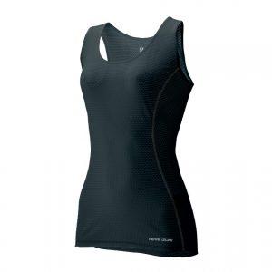 PEARL IZUMI W111-1 基本款女性排汗背心(黑)