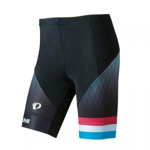 PEARL IZUMI W263-3DNP-17 專業級女性短車褲(黑/白/紅)