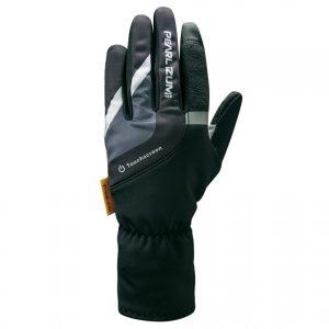 PEARL IZUMI W8300-9 15度冬季女性全指保暖手套(黑)