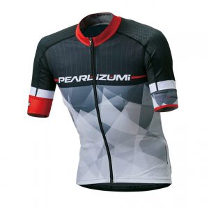 PEARL IZUMI 500-B-10 頂級競賽級男性短袖公路車車衣 (窄身版) 低風阻 吸濕快排
