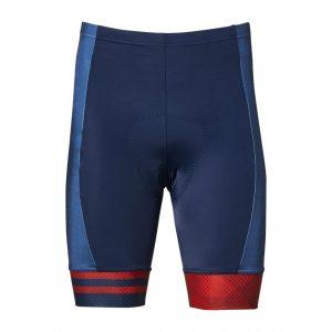 PEARL IZUMI 263-3DR-45 專業合身版男性短車褲(深藍/紅)
