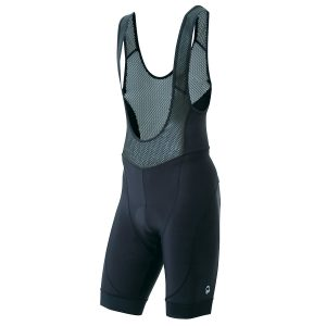 PEARL IZUMI T220-3D-5 男性基本款吊帶短車褲(黑)