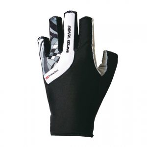 PEARL IZUMI W229-1 女性抗UV厚墊9分指手套(黑)