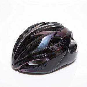 OCTO VADER系列專業級公路車用安全帽(黑紫)