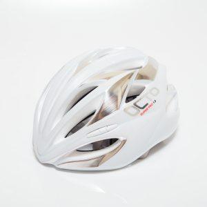 OCTO VADER系列專業級公路車用安全帽(白銀)