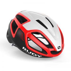 RUDY PROJECT SPECTRUM 專業款自行車安全帽(消光白/亮紅)