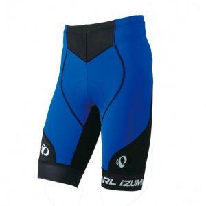 PEARL IZUMI 222-3D-3 基本款男性短車褲(黑/藍)
