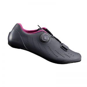 SHIMANO RP7 女性進階款公路車鞋(灰)