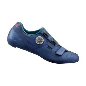 SHIMANO RC5 女性中階公路車鞋(藍紫色)