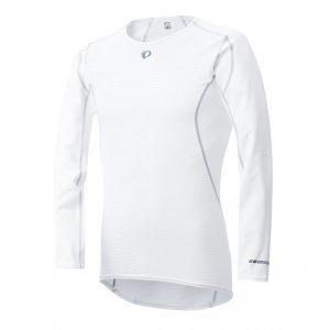 PEARL IZUMI 108-2 頂級款男性排汗內衣(白)