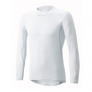 PEARL IZUMI 118-5 基本款男性排汗內衣(白)