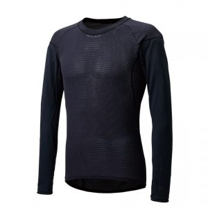 PEARL IZUMI 118-7 基本款男性排汗內衣(黑)