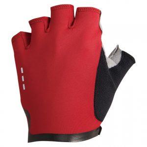 PEARL IZUMI 34-12 特厚短指手套(紅)