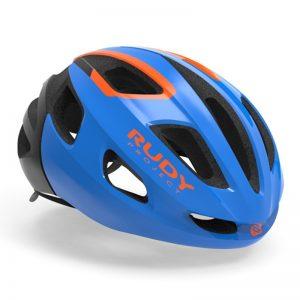 RUDY PROJECT STRYM 輕量化安全帽(亮藍橘)