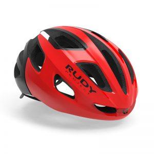 RUDY PROJECT STRYM 輕量化安全帽(亮光紅)