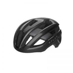 KPLUS NOVA系列公路競速360度全視角反光安全帽(黑)