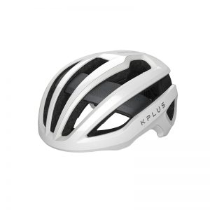 KPLUS NOVA系列公路競速360度全視角反光安全帽(白)