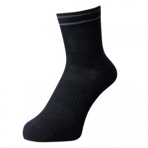 PEARL IZUMI 46-11 COOLMAX 基本款車襪(黑)