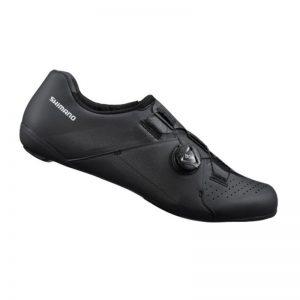 SHIMANO RC3 男性基本款公路車卡鞋(黑)
