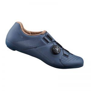 SHIMANO RC3 女性基本款公路車卡鞋(湛藍)