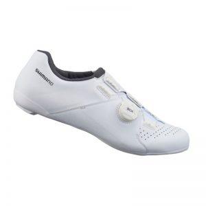 SHIMANO RC3 女性基本款公路車卡鞋(白)