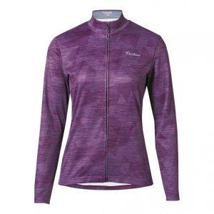 PEARL IZUMI W9344-BL-18 15度冬季女性長袖保暖車衣(紫)
