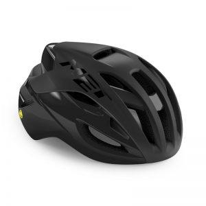 MET RIVALE MIPS 自行車安全帽(消光黑)