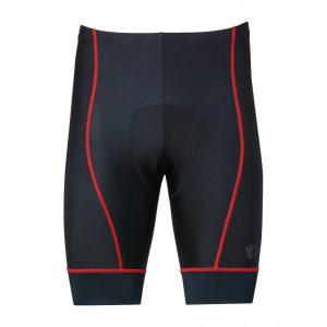 PEARL IZUMI 220-3DR-3 男性基本款短車褲(黑/紅邊)