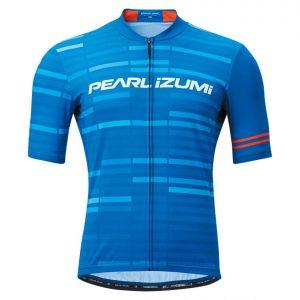 PEARL IZUMI 621-B-3 男性基本款短車衣(天藍)