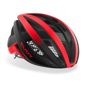 RUDY PROJECT VANGER 2021年專業級輕量化安全帽(消光黑/紅)
