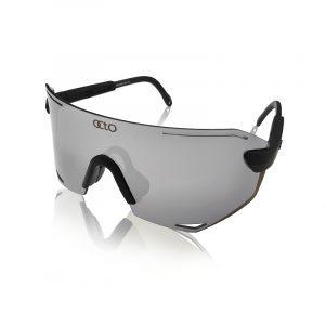 OCTO PILOTA 101 運動風鏡(黑框/水銀鍍膜)
