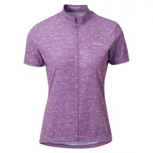 PEARL IZUMI W334-B-22 女性休閒款短袖車衣(紫)